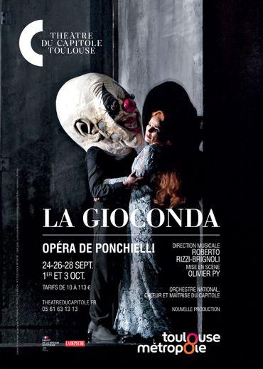 "Béatrice Uria-Monzon opens the lyrical season of the Capitole de Toulouse  with ""la Gioconda"" - Khabar Non Stop"